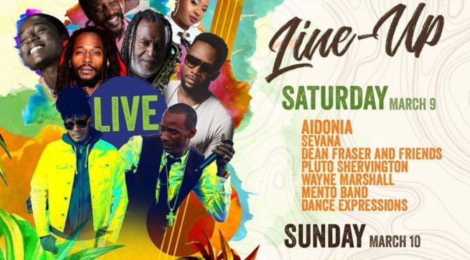 TGIF! Jamaica Rum Festival Starts Tomorrow!