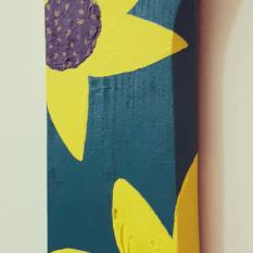UNTITLED Wooden Decorative piece.