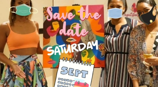 SAVE THE DATE FOR SUGA LIFESTYLE'S GW ART ANNUAL EXHIBIT!
