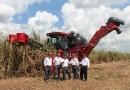 เครื่องเก็บเกี่ยว Case IH เพิ่มประสิทธิภาพการผลิตอ้อยให้กับ Gunung Madu Plantation อินโดนีเซีย