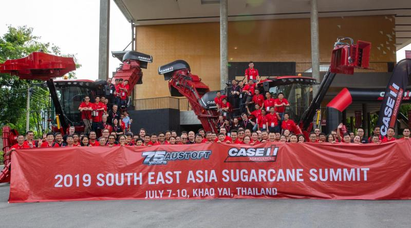 Sugarcane industry gathers in Thailand for the first South East Asia Sugarcane Summit