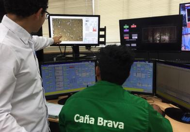 Caña Brava Implements Online System on Sugar Color  Measurement and Control on Crystal Growth and Crystallization