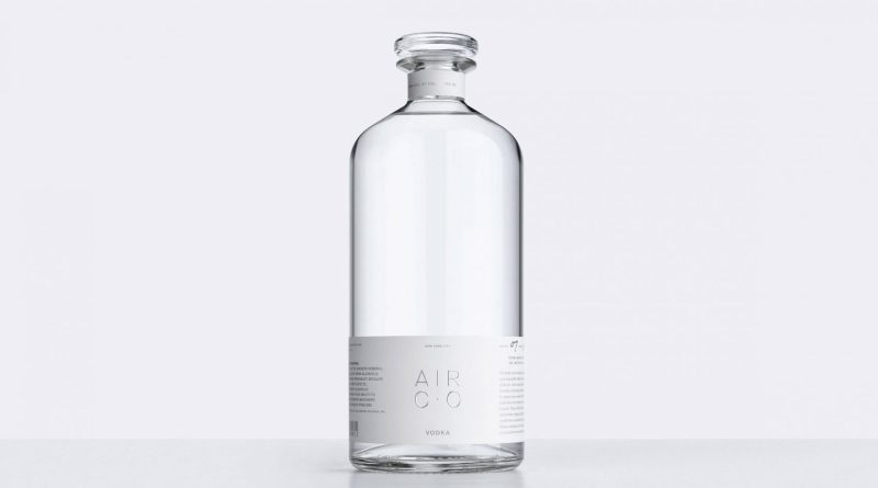 From CO2 To Vodka: Launching The World's First Carbon-Negative Spirit