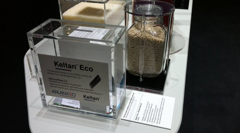 New Innovation Rubber Made from Sugarcane Lower CO2 Footprint