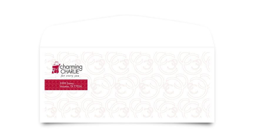 Charming Charlie Envelope