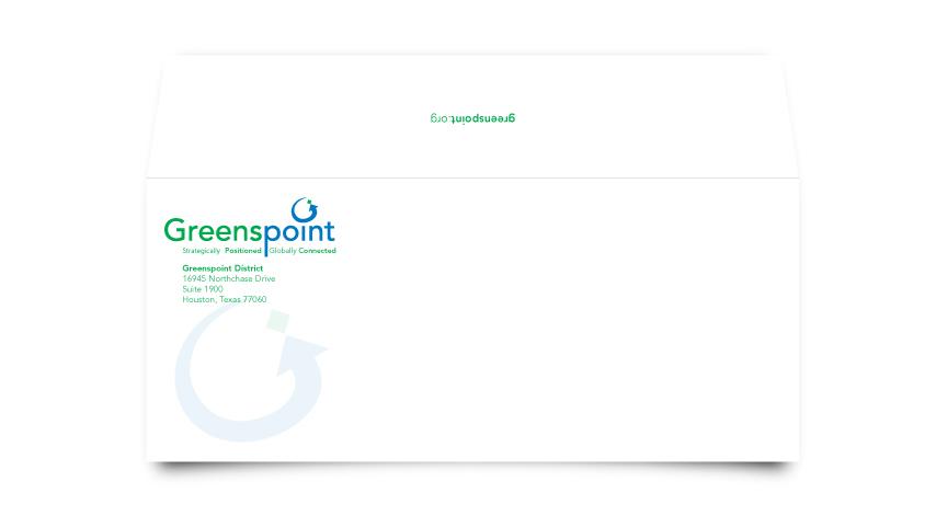 Greenspoint District Envelope