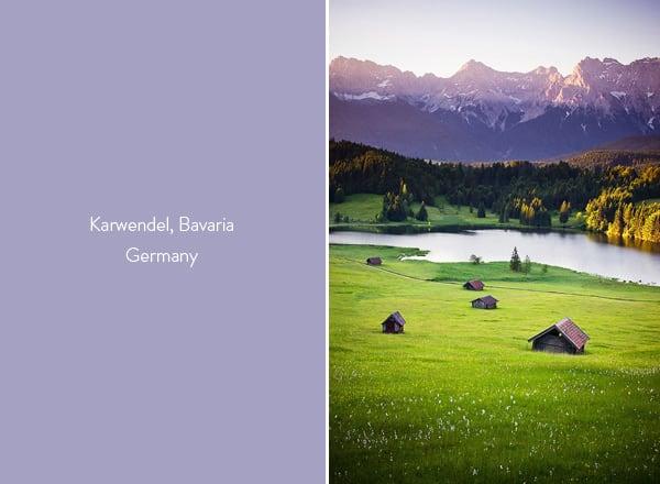 Karwendel Bavaria, Germany