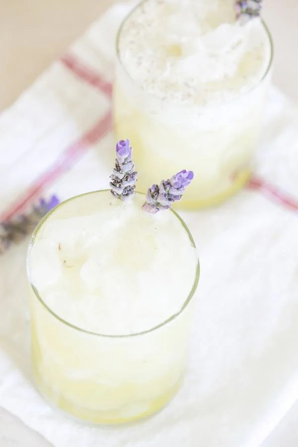 Lavender Pineapple Juice - Sugar and Charm - sweet recipes ...