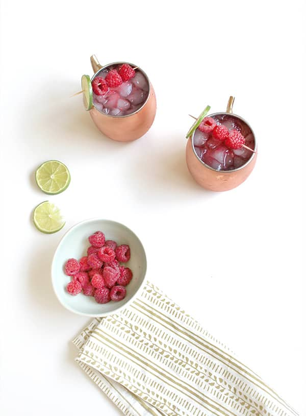 raspberry-moscow-mules