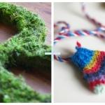 DIY: Monogram Moss Wreath