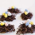 Eggs in a Chocolate Nest!