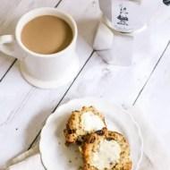 Irish Soda Bread Knots - Sugar and Cloth