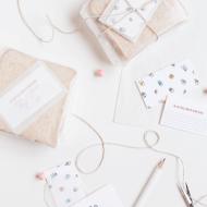 DIY printable surprise lunch notecards   sugarandcloth.com