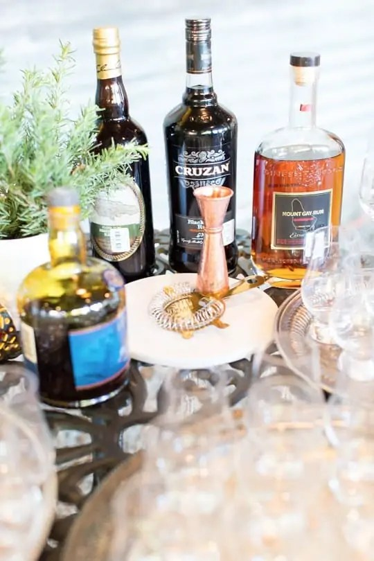 houston cocktail class
