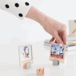 DIY Wooden Polaroid Displays (& video tutorial!)