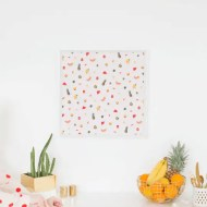 DIY printable fruit wall art | sugar & cloth