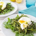 Asparagus & Poached Egg Salad Recipe
