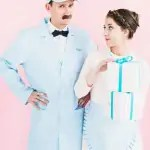 Hipster Halloween: DIY The Grand Budapest Hotel Couples Costume
