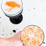 Creepy Cocktails: Spooky Stencil Cocktails