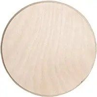 This Walnut Hollow Baltic Birch Circle Plaque is one of Sugar & Cloth's favorite DIY supplies.