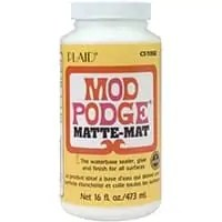 Mod Podge is one of Sugar & Cloth's favorite DIY supplies.