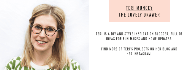 teri - the lovely drawer - sugar and cloth