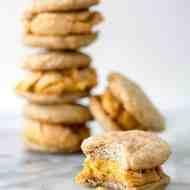 snickerdoodle-pumpkin-ice-cream-sandwiches-6