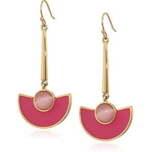 These Pink Linear Earrings are one of Sugar & Cloth's favorite style finds.