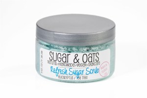 Refresh Luxury Sugar Scrub