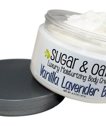 Vanilla Lavender Luxury Body Creme