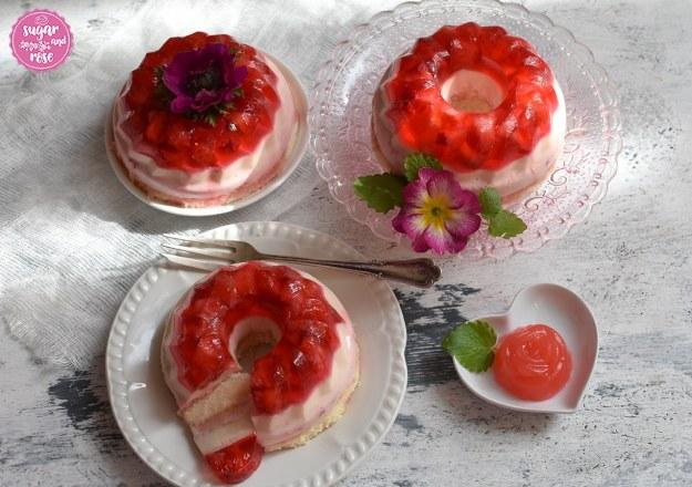 Erdbeerjellycake9