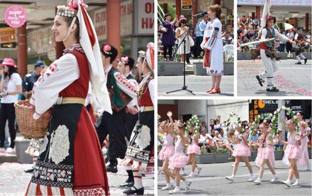 Rosenfestival-Umzug