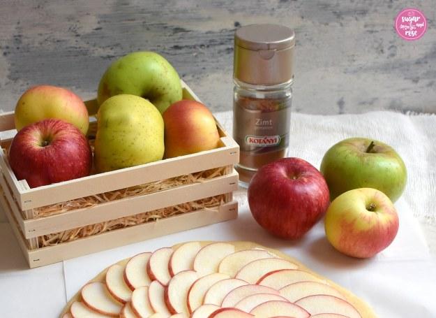 Apfel-Kotanyi-Zimt