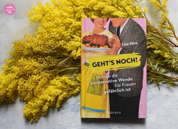 Liz-Hirn-Buch mit Mimosen