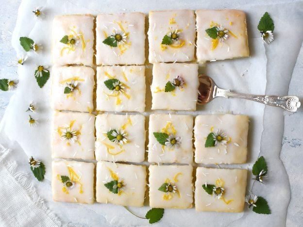 Zitronenschnitten-Lemonies