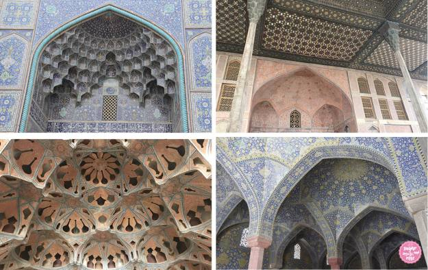 Ali Qāpu Palast