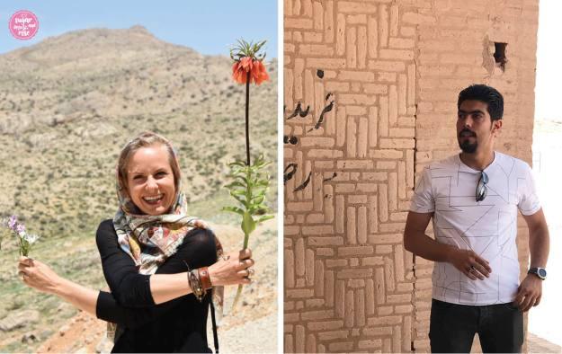 Angelika Ertl & Amir Nazari