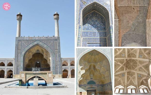 Jame-Moschee (Freitagsmoschee)