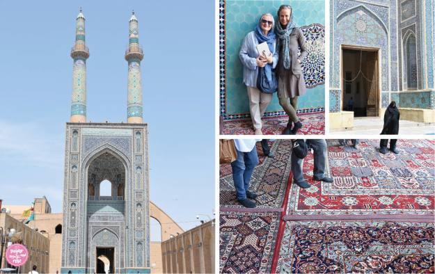 Freitagsmoschee von Yazd
