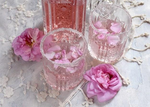 Pink Rose-Gin