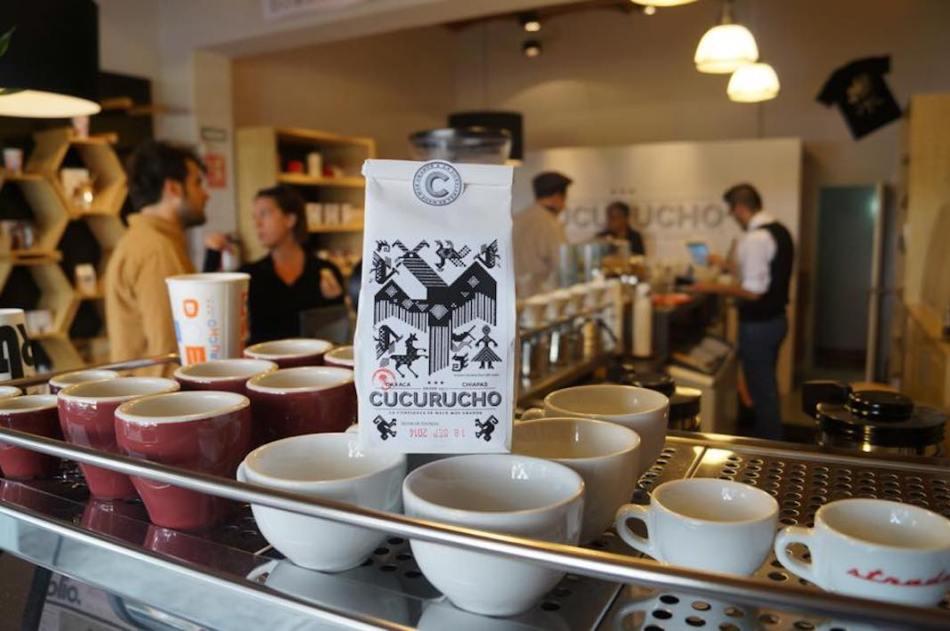 cucurucho cafe