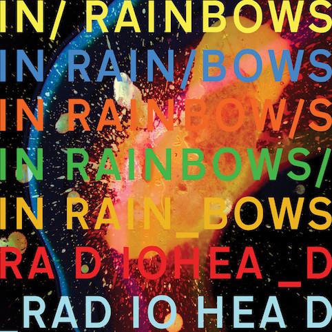 in rainbows radiohead