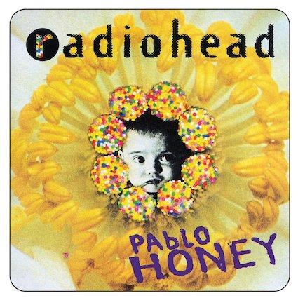 Pablo Honey Radiohead