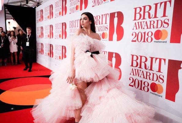 brit awards 1