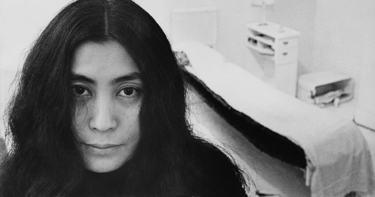 Revalorando a Yoko Ono