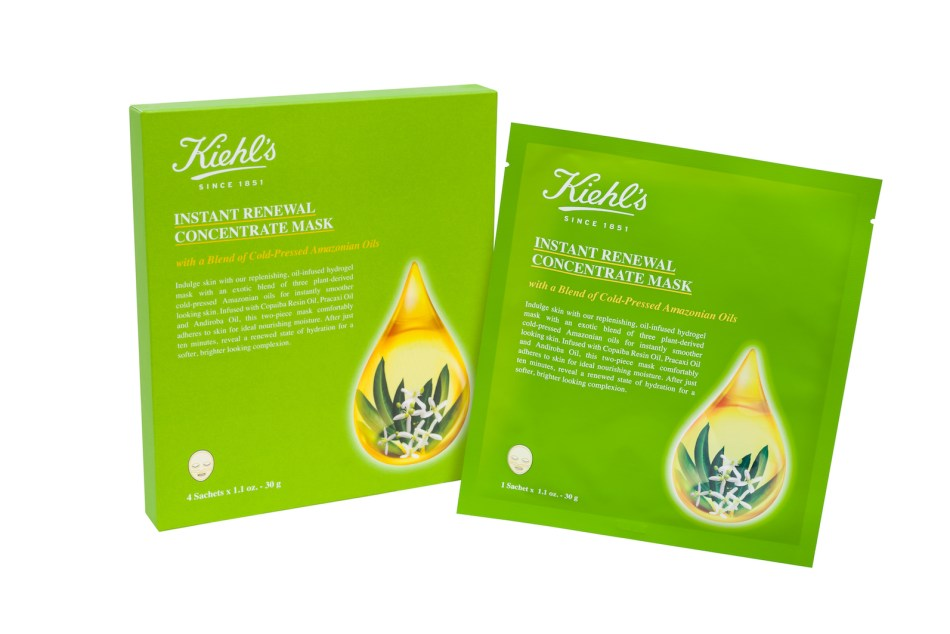 Concentrate Mask KIehls