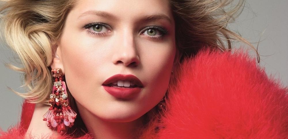 Le rouge et le noir: el look magnético para el otoño