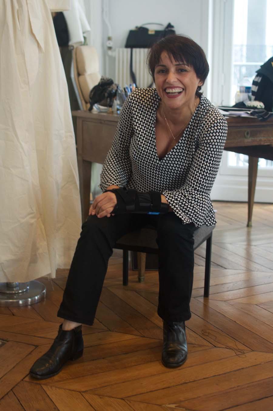 Carolina RitzlerNawel - Production Manager
