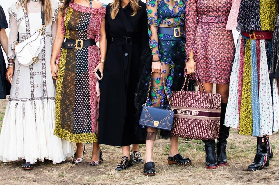 La moda callejera de los fashionistas parisinos: Condé Nast