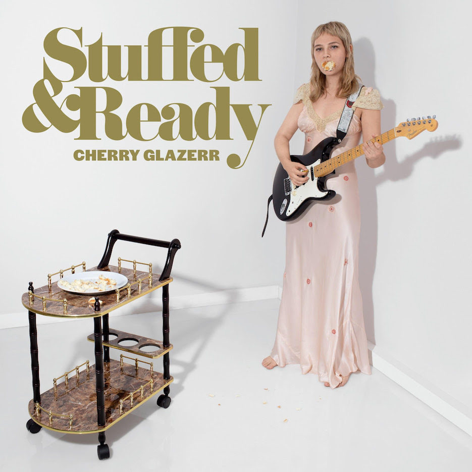 cherry glazerr stuffed album
